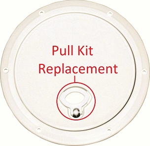 Pull Kit for DPPULL6 & 8 Deck Lids